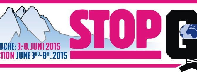 Blackkitchen support Anti-G7-Protest
